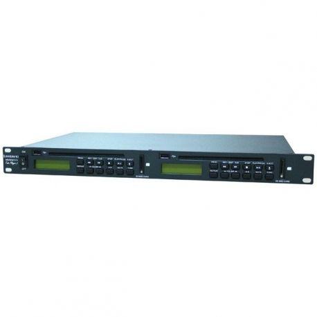 DAS TWP-2 LECTOR CD USB TARJETA SD DOBLE