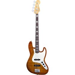 Fender Select Jazz Bass Rw Amb Brst