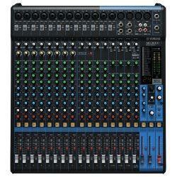 Yamaha MG20XU mesa de mezclas analógica