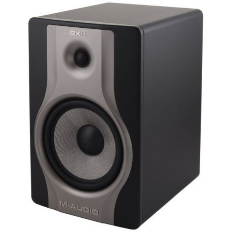 M-AUDIO BX8 CARBON monitor de estudio activo de 130W