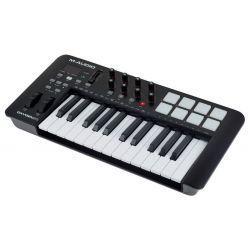 TECLADO M AUDIO CONTROLADOR USB MIDI 25 TECLAS