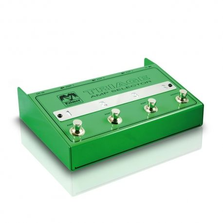 Palmer Triage Amp Selector