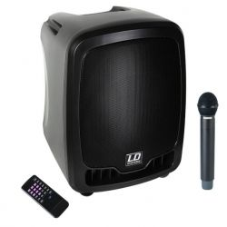 COLUMNA LD 6.5P30W+CD MP3+MIC INAL.