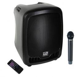 COLUMNA LD 6.5P30W+CD MP3+MIC INAL.
