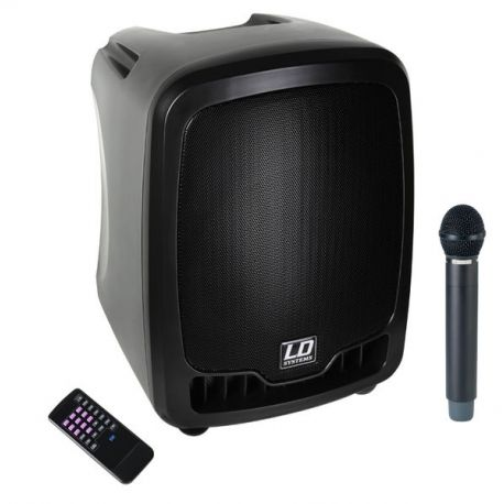 LD Systems Roadboy 65 altavoz portátil inalámbrico Usb con batería