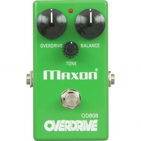 PEDAL MAXON OD-808 OVERDRIVE