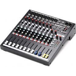Soundcraft EPM8 MESA MEZCLAS 8 MICROS + 2 STEREOS 2 AUX.