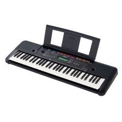 YAMAHA PSR-E263 TECLADO 61 NOTAS 384 sonidos + 16 kits de baterías/SFX
