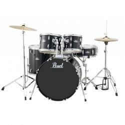 PEARL RS505C-C31 BATERIA ROADSHOW 5 PC COLOR JET BLAACK