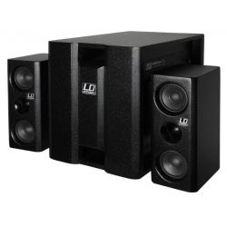 LD Systems Dave 8 XS altavoz portátil de 350W RMS