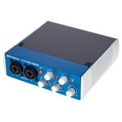 PRESONUS AUDIOBOX INTERFACE 2 X2 USB 96 KHZ 2 MIC 48V
