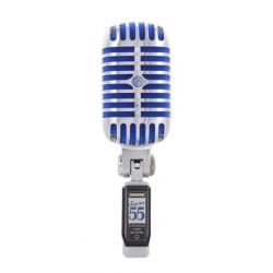 SHURE SUPER 55 MICROFONO VOCAL DINAMICO SUPERCARDIOIDE