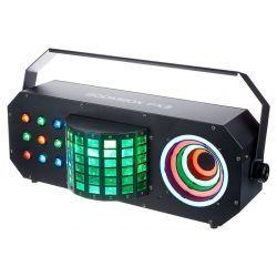 AMERICAN DJ BOOM BOX FX3 EFECTO ILUMINACION TRES NUNO RGBW