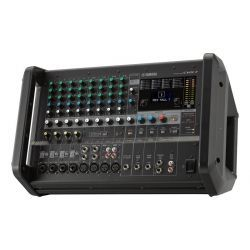 YAMAHA EMX7 MESA AMPLIFICADA 8 MICROFONOS 4 STEREOS 710+710 WATIOS