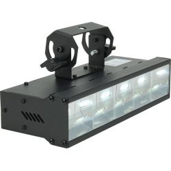 PANTALLA FLASH AMER.DJ LED DMX 5 X 5 W.