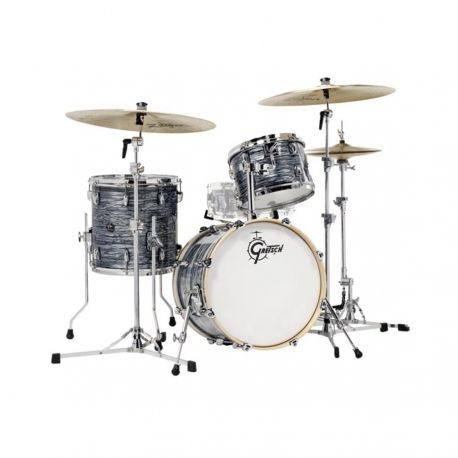 GRETSCH RN2-J483-SOP BATERIA 3PC NEW RENOWN MAPLE2016 SILVER OYSTER PEARL