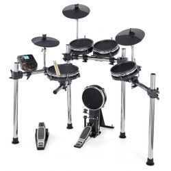 ALESIS SURGEMESHKIT BATERIA ELECTRONICA 5 PC RACK ,CABLE,BAQUETA