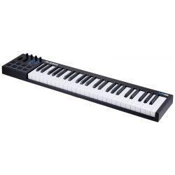 V61 ALESIS TECLADO CONTROLADOR USB MIDI 61 TECLAS Y 8 PADS