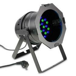PARCAN CAMEO LED RGB 36 X 3 W DMX NEGRO