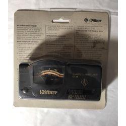 GT30 WITTNER AFINADOR GUITARRA