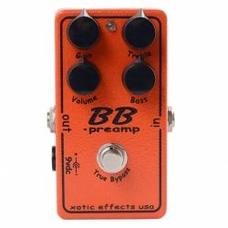 PEDAL XOTIC BASS BB PREAMP