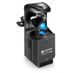 EFECTO ILUMINACION CAMEO NANOSCAN 100 LED 10W DMX 7 GOBOS