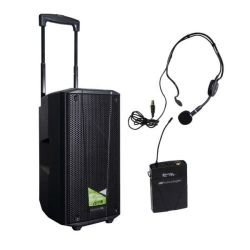 DB B-HYPE-M-BT ALTAVOZ AMPLIFICADO 95W MICRO CRANEAL INAL MP3 USB BLOO