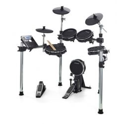 ALESIS COMMANDMESHKIT BATERIA ELECTRONICA 5 PC RACK BATERIA CABLE BA