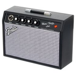 FENDER 023-4812-000 AMPLIFICADOR GUITARRA MINI TWIN 2X3P 1WAT