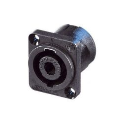 CONECTOR NEUTRIK SPEAKON 4CO.CHASIS