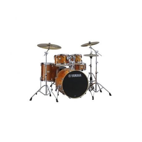 YAMAHA SBP0F5HA7 BATERIA STAGE CUSTOM BIRCH HW680W HONEY AMBER
