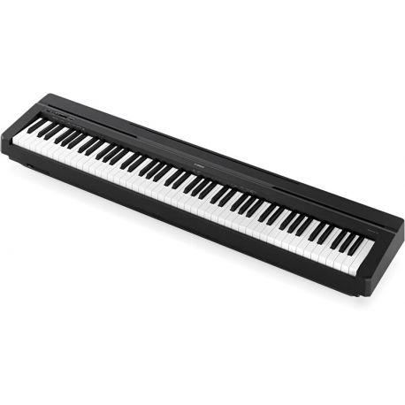 Yamaha P45B piano electrónico digital