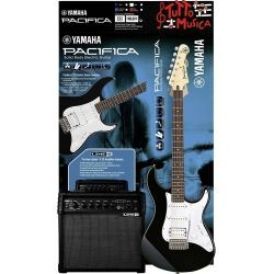 YAMAHA PASPIDPACK3EU PACK GUITARRA ELECTRICA PA012+ SPIDERV20