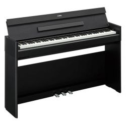 YAMAHA YDP-S45B PIANO ELECTRICO 88 TECLAS NEGRO martillo Graded Hammer III