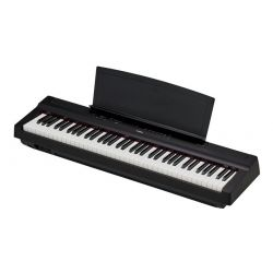 YAMAHA P-121B PIANO DIGITAL 73 TECLAS MARTILLO GRADUADO