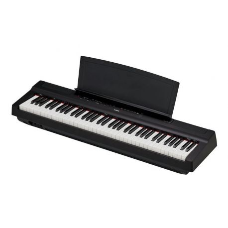 YAMAHA P-121B PIANO DIGITAL 73 TECLAS MARTILLO GRADUADO