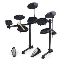 ALESIS TURBOMESHKIT BATERIA ELECETRONICA 5PC 10 DRUMS KIT 120 SONIDO