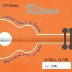 CUERDA RITMO 500 6ª GUITARRA ENTORCHADO PLATA