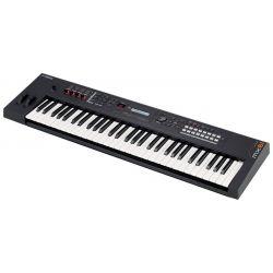 YAMAHA MX61II-BK SINTETIZADOR 61 TECLAS 128 NOTAS MIDI USB