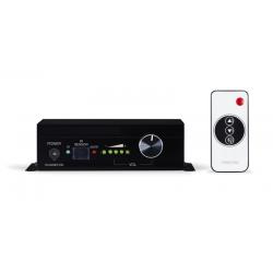 fonestar wa-2151rc amplificador 2 x 15 watios 4 ohmios con mando