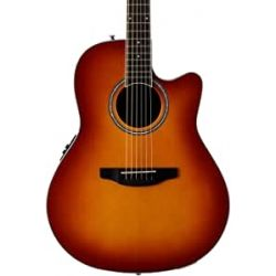 OVATION AB24II-HB GUITARRA ELECTRO ACUSTICA CUTWAY Honey Burst
