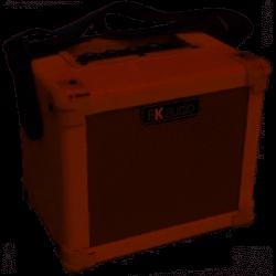 EK AUDIO AG10AM AMPLIFICADOR GUITRRA RECARGABLE USB SD 10 WAT