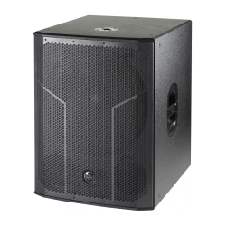 DAS AUDIO ACTION-S18A ALTAVOZ AMPLIFICADO 1X18P 750W RMS DSP