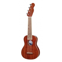 FENDER 097-1610-022 PACK UKELELE SEASIDE SOPRANO NATURAL