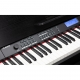 ALESIS VIRTUEAHP-1B PIANO DIGITAL 88 TECLAS 360 VOCES MUEBLE MADERA