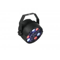 EUROLITE 42110192 PARCAN LED 12X 1W RGBW DMX SPOT