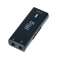 IK MULTIMEDIA IPIRIGHD2 INTERFACE AUDIO HD 96KHZ MAC PC IPHONE