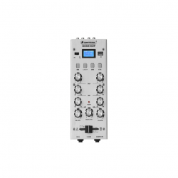 OMNITRONIC GNOME-202P MEZCLADOR 2 CANALES MP3 USB BLUETOOTH