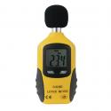 OMNITRONIC SLM-250 SONOMETRO PANTALLA LCD 30 -130 DB