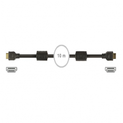 CABLE HDMI-HDMI 10 METROS COMPATIBLE 4K 2K FULL HD 24 AWG